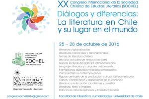 XX Congreso SOCHEL 2016
